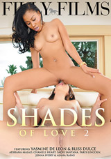 Shades Of Love #2 - Front Cover