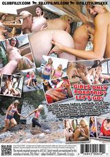 Lesbian Roadtrip - Back Cover