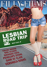 Lesbian Roadtrip - Front Cover