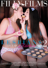 Lesbians In The Kitchen #2 - Front Cover