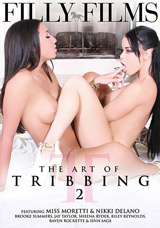 The Art Of Tribbing #2 - Front Cover