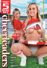 Cheerleaders 5 Disc Set
