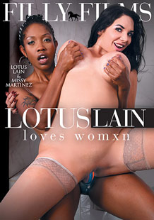 Lotus Lain Loves Womxn - Front Cover