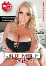 JOI MILF Fantasy DVD front cover