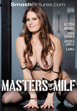 Masters Of MILF DVD front cover