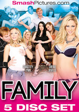 Family 5 Disc Set DVD front cover