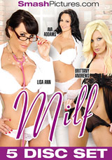 Milf 5 Disc Set DVD front cover