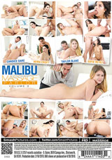 Malibu Massage Parlor #3 DVD back cover